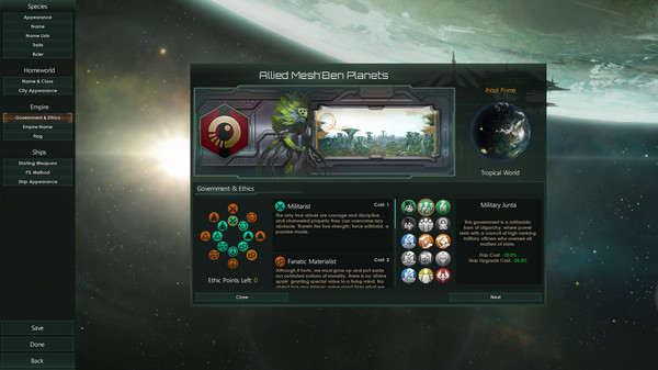 Screenshot 5 of Stellaris