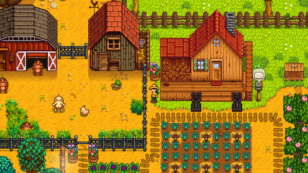 Screenshot 1 of Stardew Valley