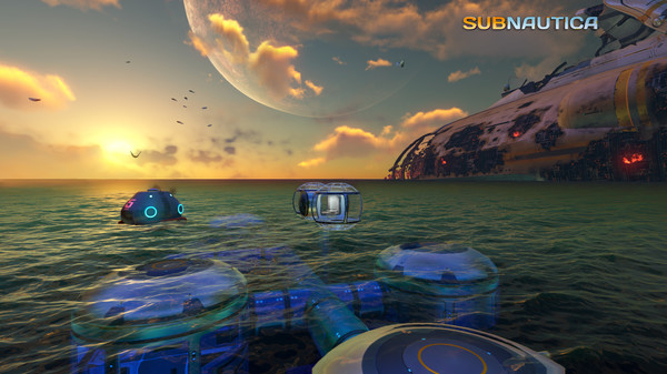 Screenshot 9 of Subnautica
