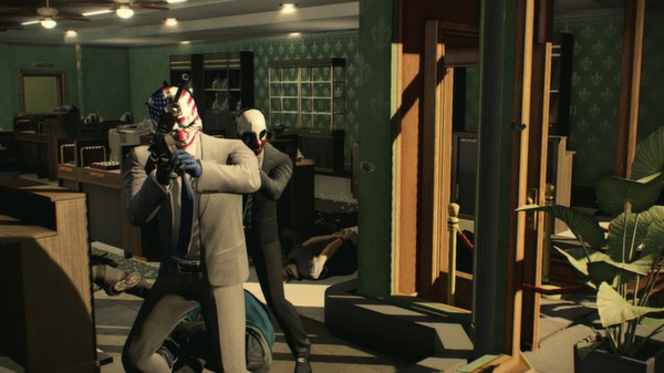 Screenshot 1 of PAYDAY 2