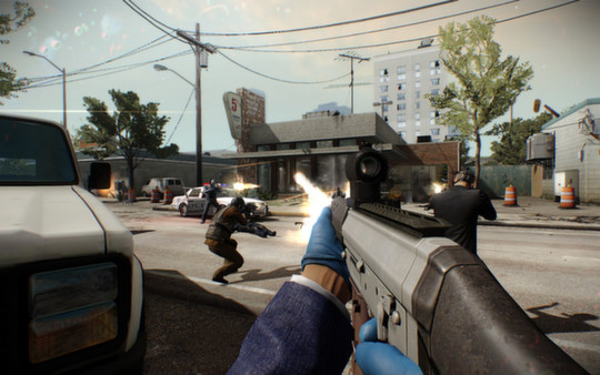 Screenshot 24 of PAYDAY 2