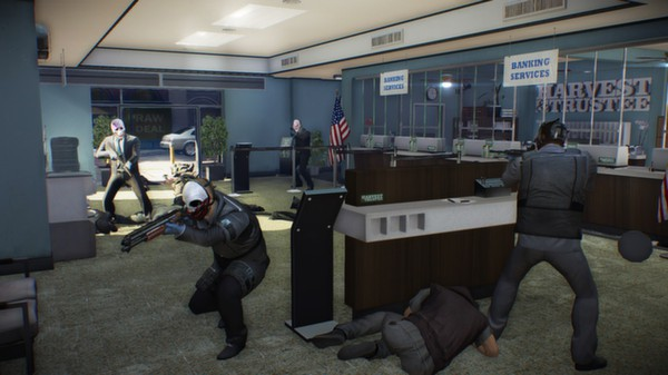 Screenshot 31 of PAYDAY 2