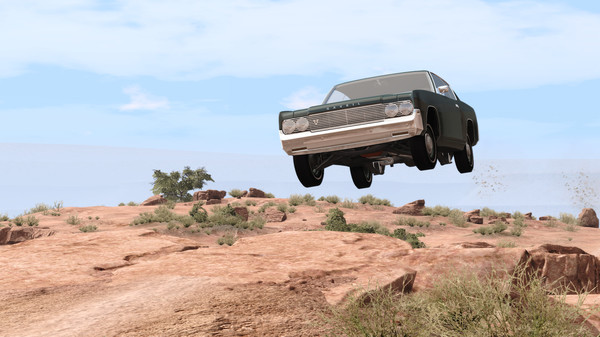 Screenshot 1 of BeamNG.drive