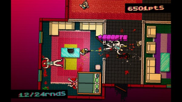 Screenshot 1 of Hotline Miami