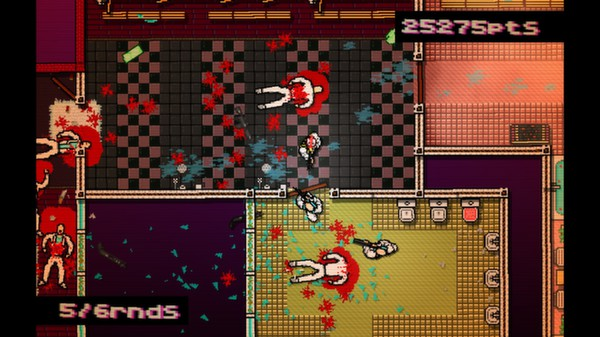 Screenshot 2 of Hotline Miami