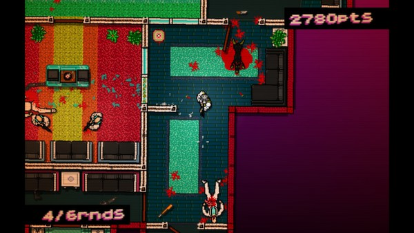 Screenshot 3 of Hotline Miami