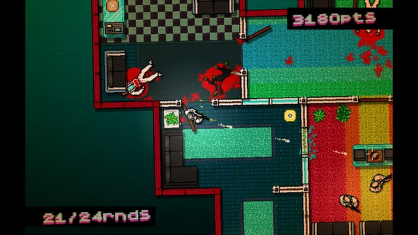 Screenshot 4 of Hotline Miami