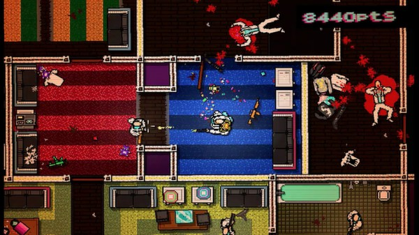 Screenshot 5 of Hotline Miami