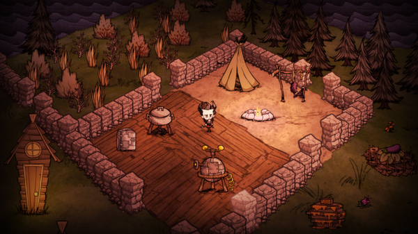 Screenshot 1 of Don't Starve