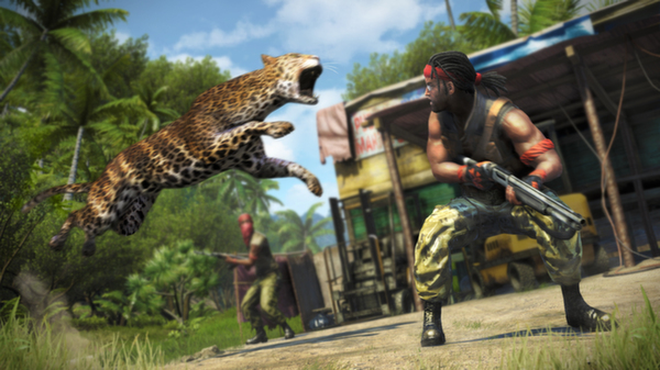 Screenshot 1 of Far Cry 3