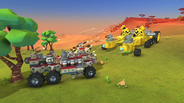 Screenshot 2 of TerraTech