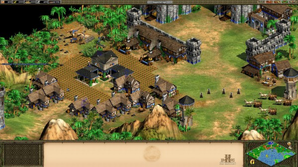 Screenshot 1 of Age of Empires II HD
