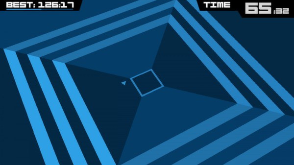 Screenshot 3 of Super Hexagon