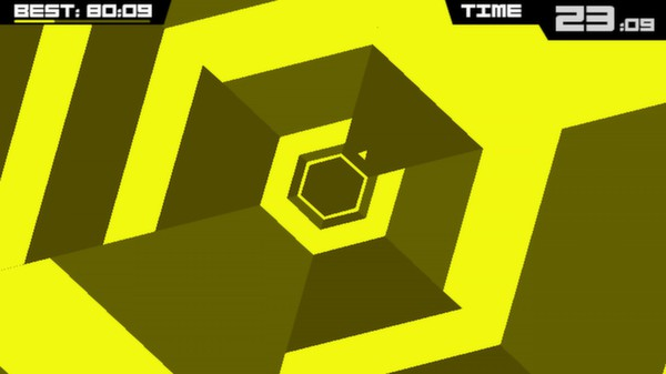Screenshot 5 of Super Hexagon