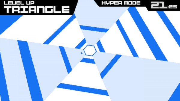 Screenshot 6 of Super Hexagon
