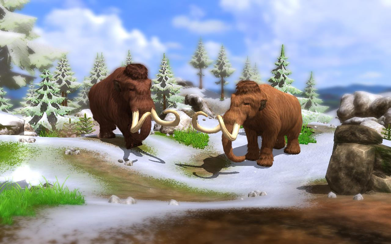 Woolly Mammoth - The ZT2 Round Table