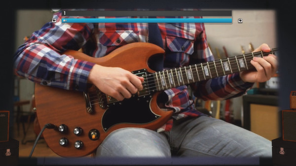 Screenshot 1 of Rocksmith® 2014 Edition - Remastered