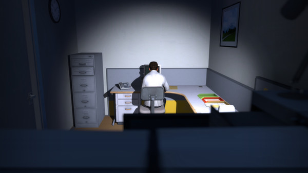 Screenshot 1 of The Stanley Parable