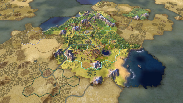 Screenshot 2 of Sid Meier's Civilization® VI