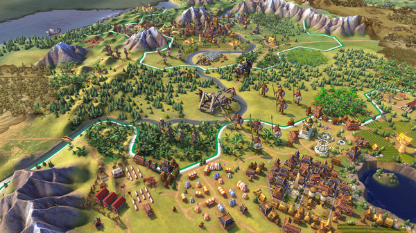 Screenshot 3 of Sid Meier's Civilization® VI