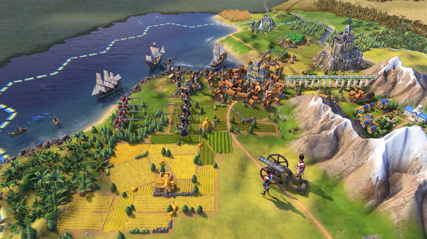 Screenshot 4 of Sid Meier's Civilization® VI