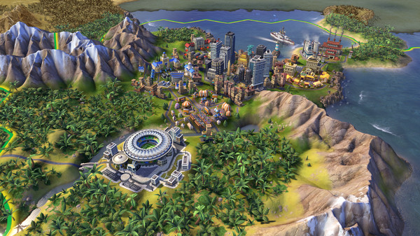 Screenshot 5 of Sid Meier's Civilization® VI