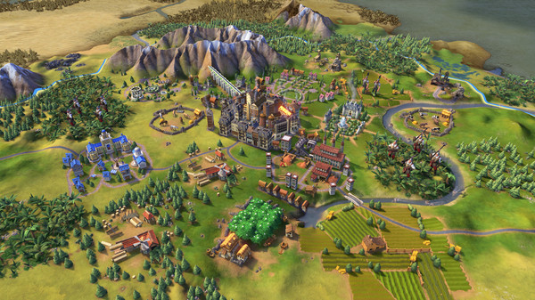 Screenshot 6 of Sid Meier's Civilization® VI