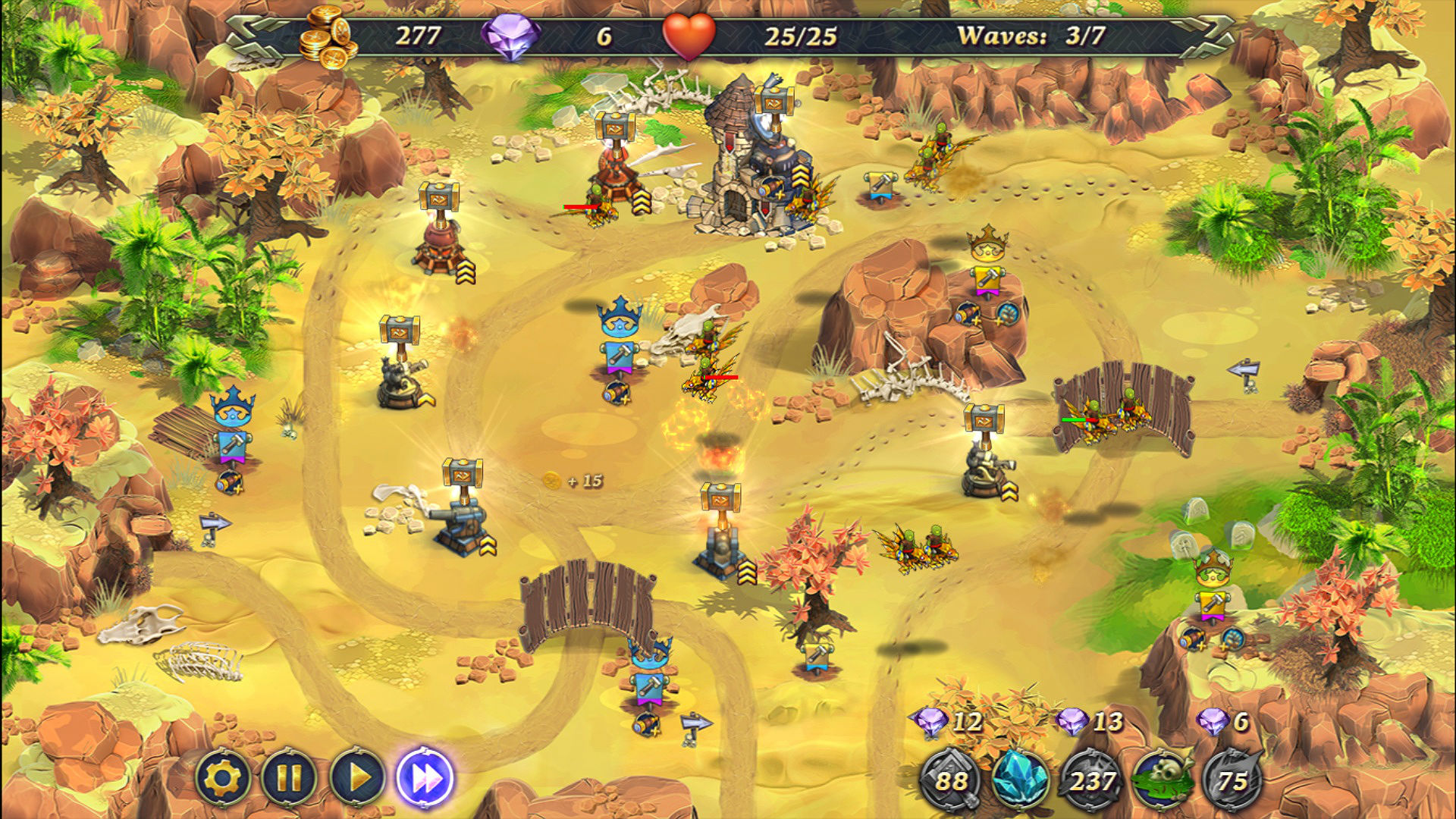 Online games strategy defense 2