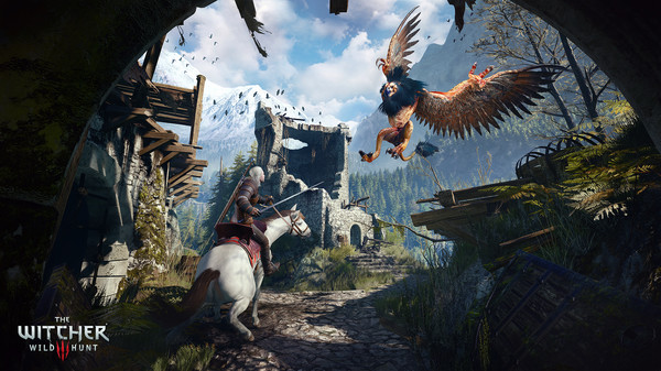 Screenshot 1 of The Witcher® 3: Wild Hunt
