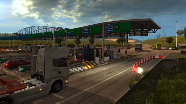 Screenshot 1 of Euro Truck Simulator 2