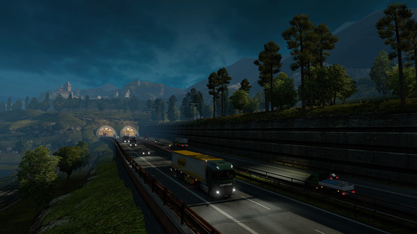 Screenshot 11 of Euro Truck Simulator 2
