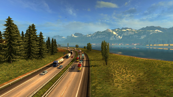 Screenshot 20 of Euro Truck Simulator 2