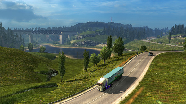 Screenshot 3 of Euro Truck Simulator 2