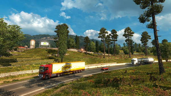 Screenshot 21 of Euro Truck Simulator 2