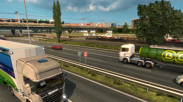 Screenshot 22 of Euro Truck Simulator 2