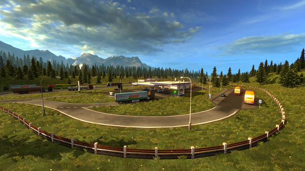 Screenshot 7 of Euro Truck Simulator 2