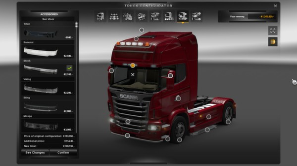 Screenshot 8 of Euro Truck Simulator 2