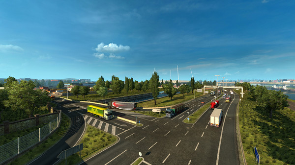 Screenshot 10 of Euro Truck Simulator 2