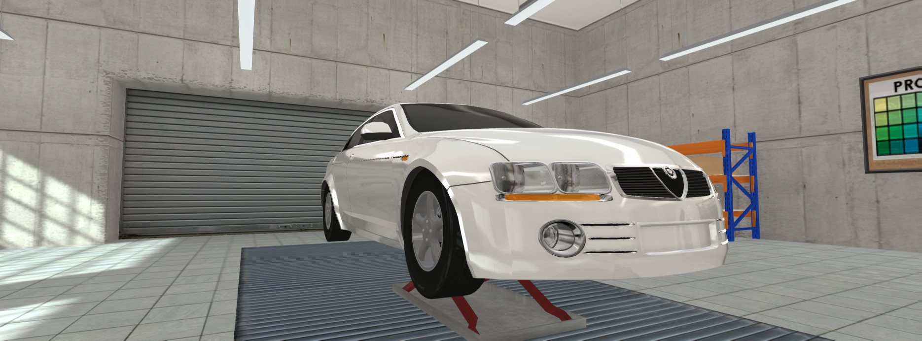 The Car Company >> Automation The Car Company Tycoon Game Download