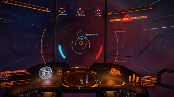 Screenshot 18 of Elite Dangerous