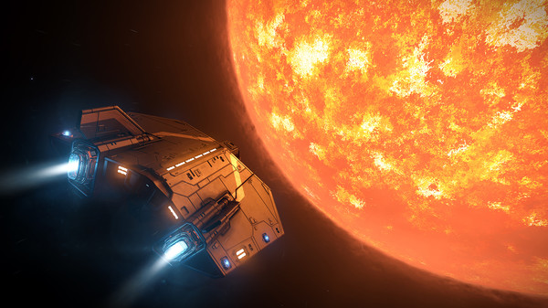 Screenshot 4 of Elite Dangerous