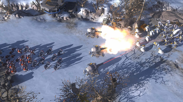 Screenshot 3 of Art of War: Red Tides (Coming Soon)