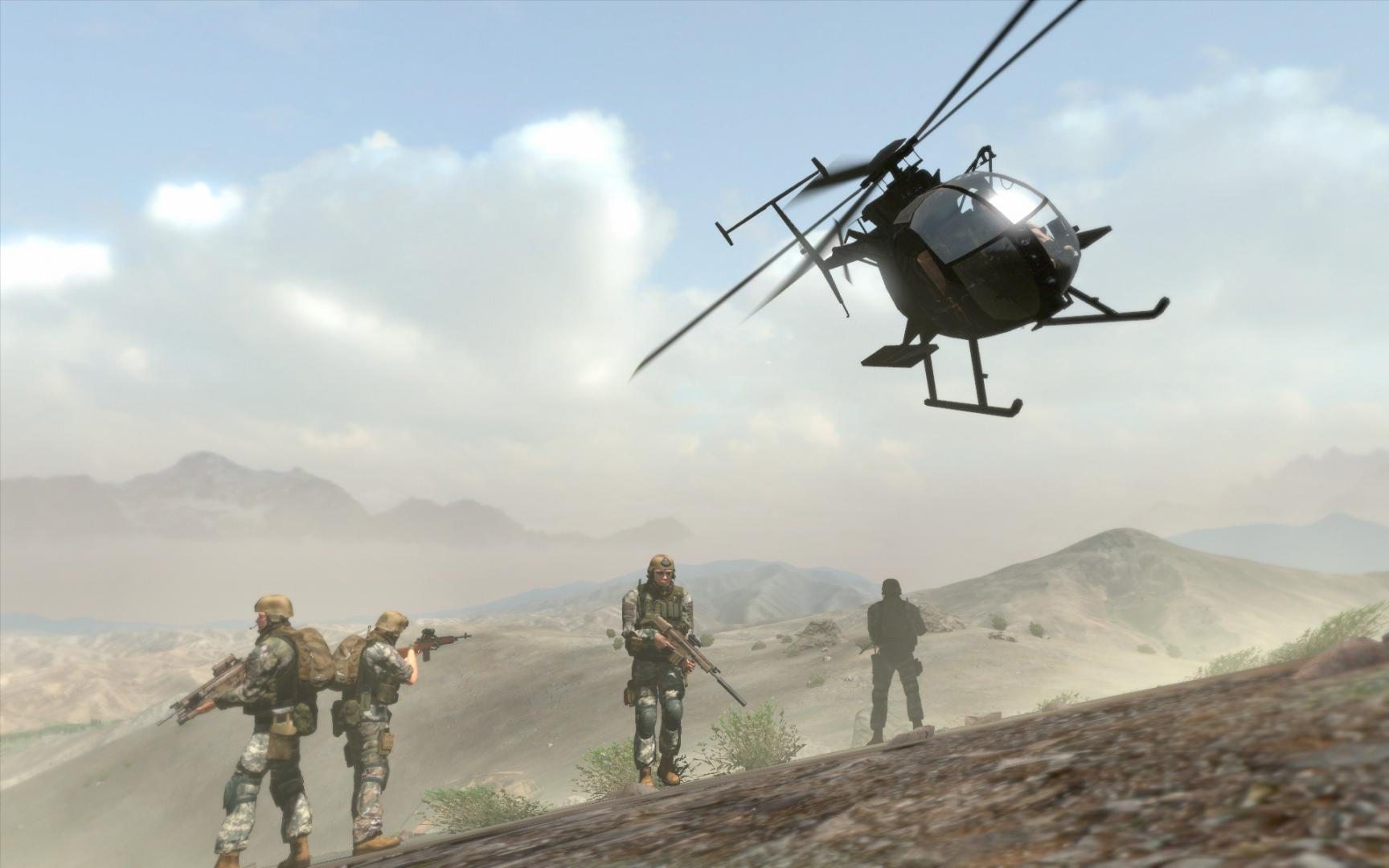 Arma 2: Operation Arrowhead — Download