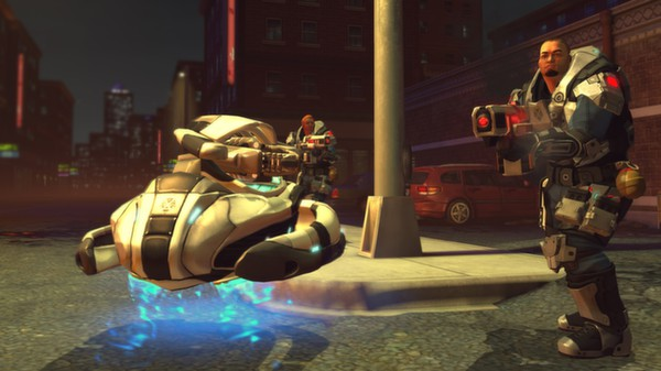 Screenshot 1 of XCOM: Enemy Unknown