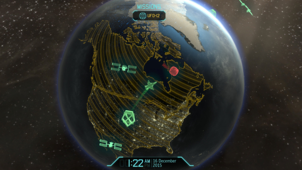 Screenshot 2 of XCOM: Enemy Unknown