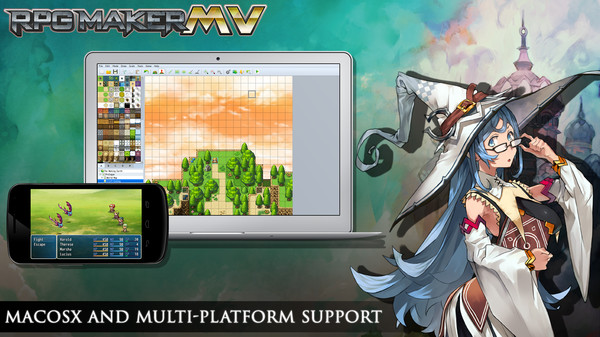 Screenshot 2 of RPG Maker MV
