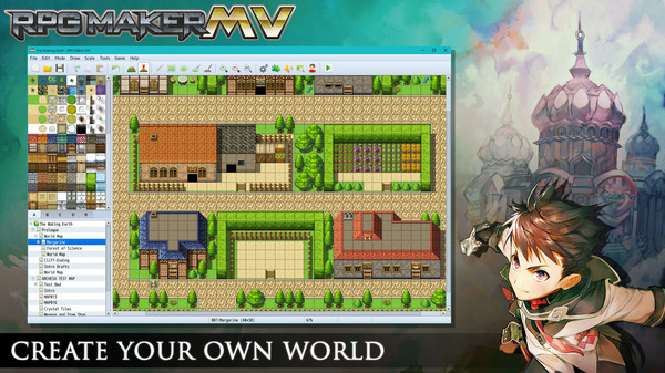 Screenshot 3 of RPG Maker MV