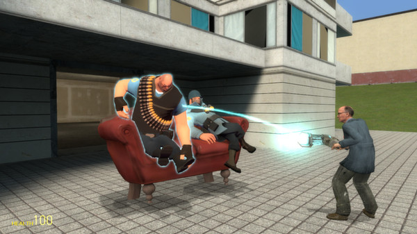 Screenshot 2 of Garry's Mod