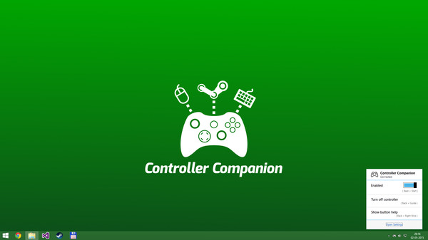 Screenshot 1 of Controller Companion