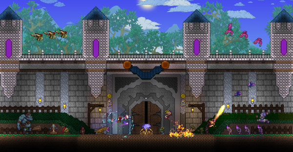 Screenshot 1 of Terraria